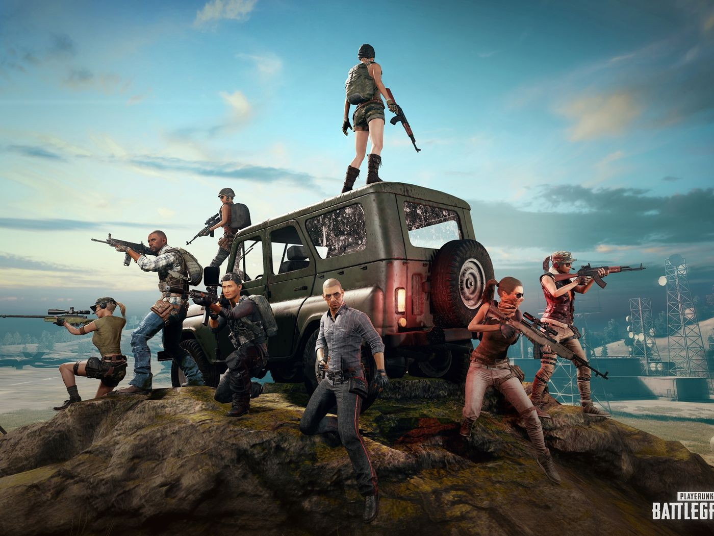 Pubg Hd File: 2019 New Apps APK Free And