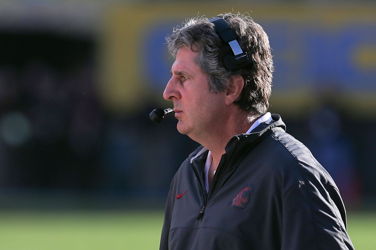 Mike Leach is, once again, the most important person