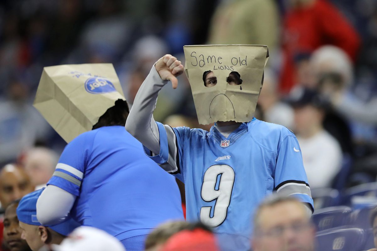 Tampa Bay Buccaneers v Detroit Lions