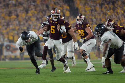 NCAA Football: UNLV at Arizona State
