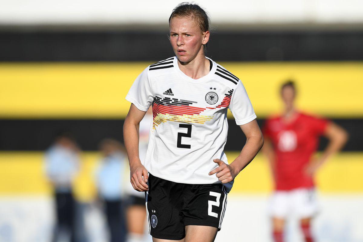 Women's Germany U19 v Women's Albania U19 - UEFA Women's U19 European Championship Qualifier