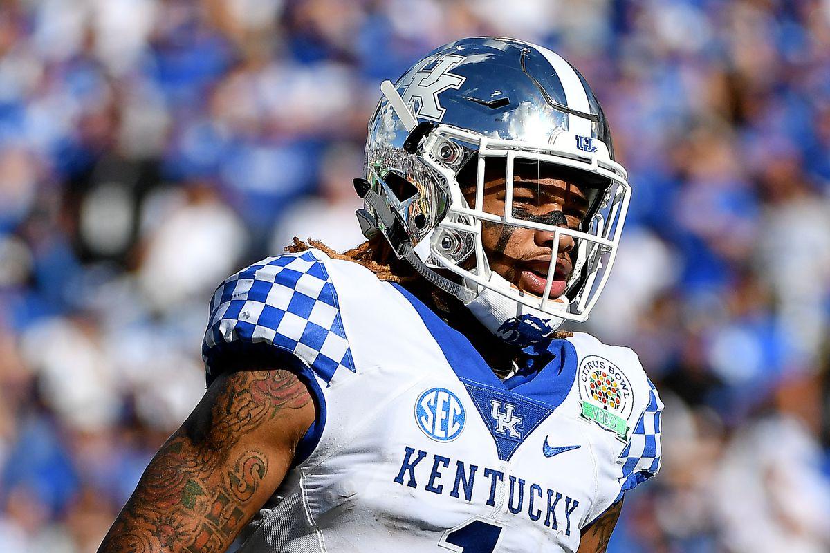 best service 9250b 9cb97 2019 SEC Football Season Preview: Kentucky Wildcats - Team ...