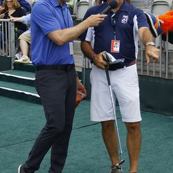 Travelers Championship Tournament Director Nathan Grube interviews Fox 61's Rich Coppola.