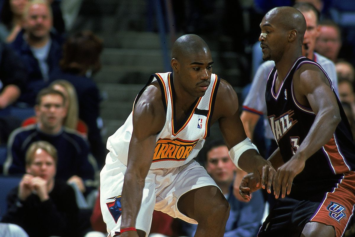 One of these guys played in the NBA Finals. One of these teams has four rings.