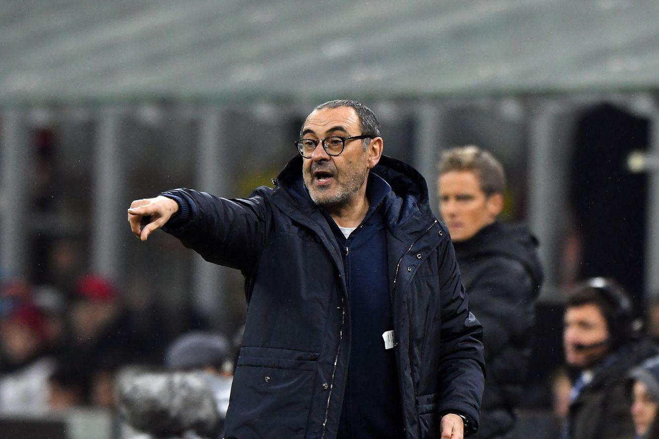 Sarri: Klopp passing off Champions League favourites burden to Juventus