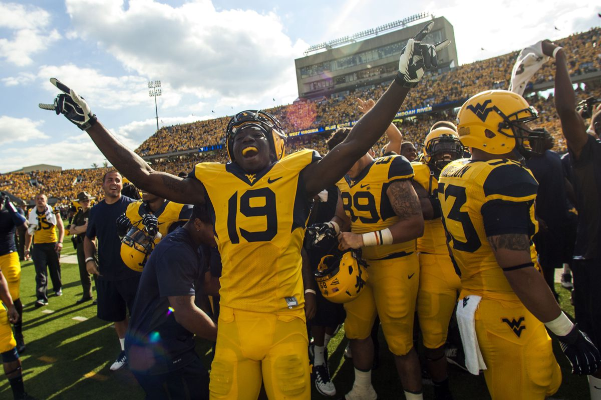 The big winners this week, but who falls with the Mountaineers rise?