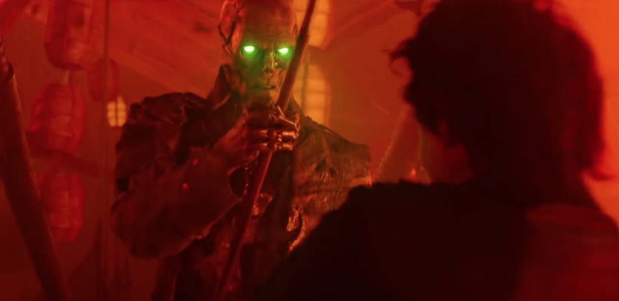 Why Weta Created Mortal Engines Shrike Differently Than Gollum Polygon