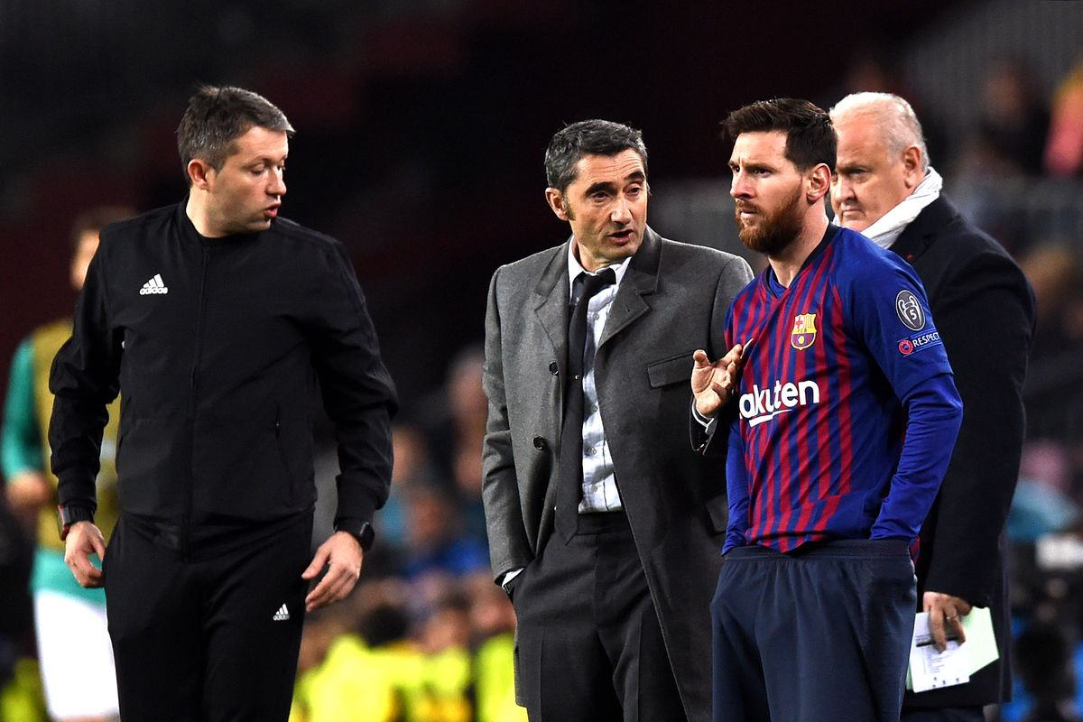 Image result for Ernesto Valverde 2019