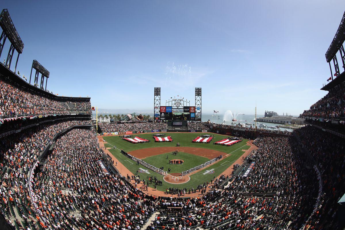 Seattle Mariners v San Francisco Giants