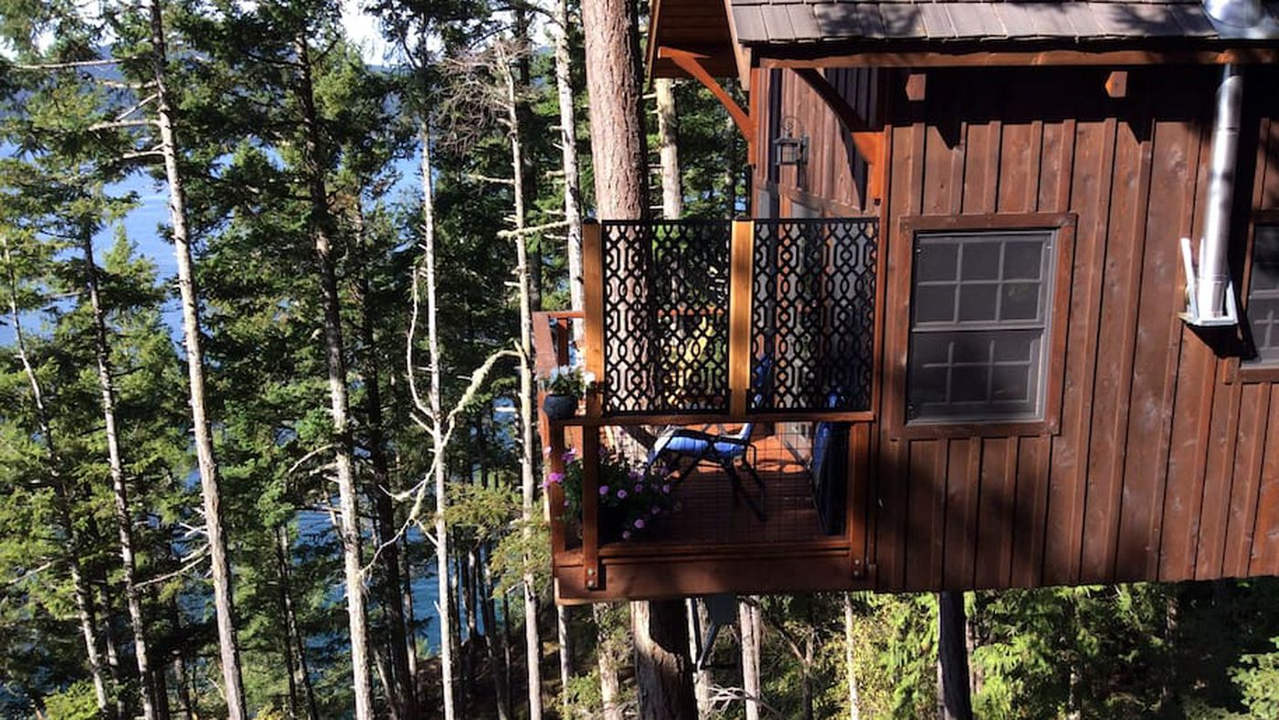 9 Washington State Treehouse Als Perfect For A Weekend Getaway Curbed Seattle