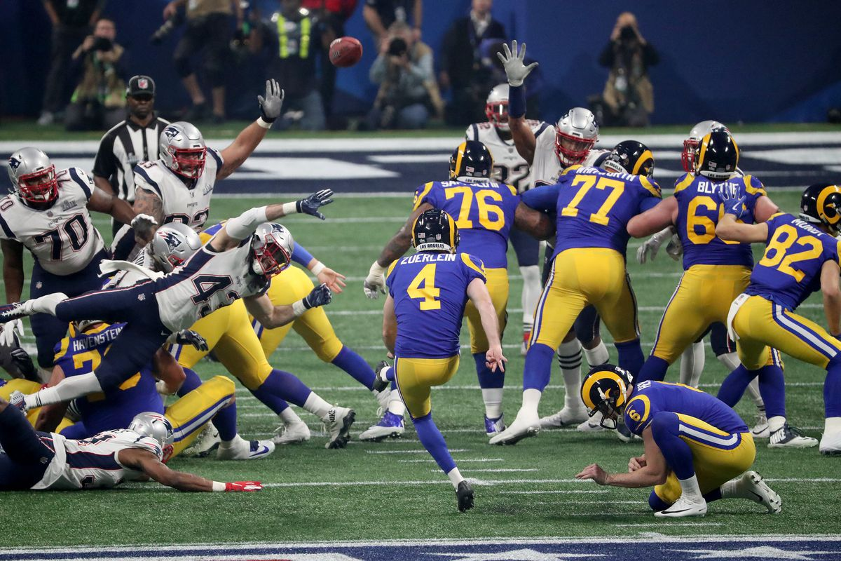 This Rams missed field goal is the saddest play in Super