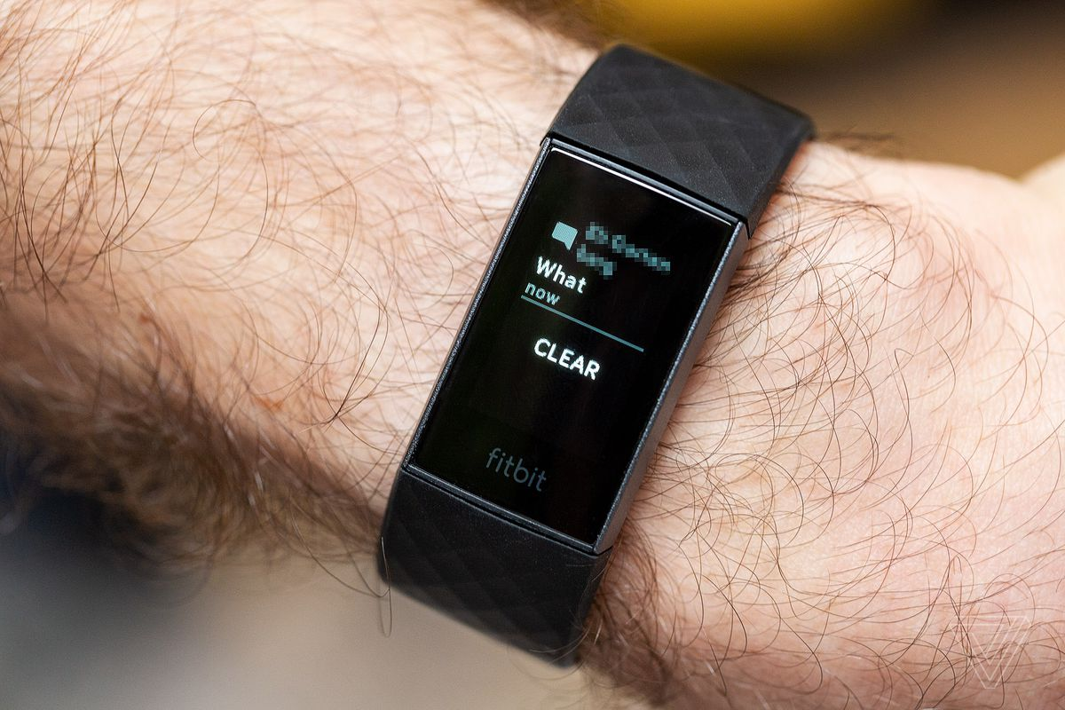 Fitbit Charge 3 review: easy lift - The Verge