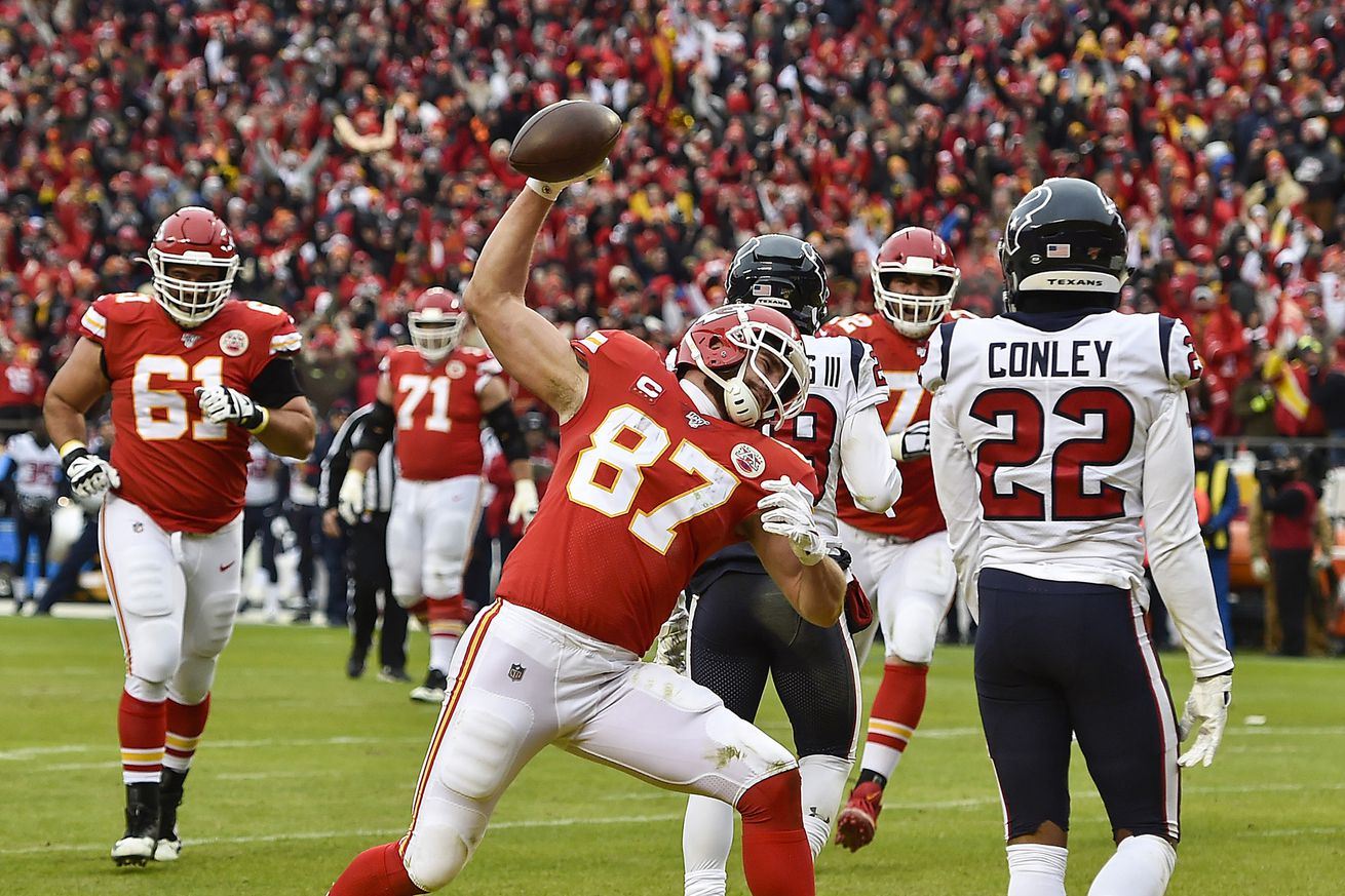 Why Chiefs tight end Travis Kelce is more prepared for a virtual offseason than most