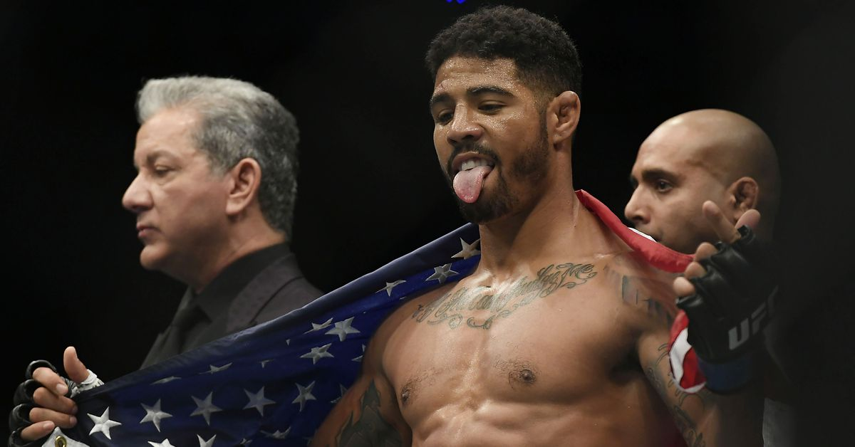Max Griffin vs. Curtis Millender in the works for UFC 226 in Las Vegas