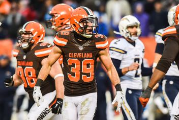 online retailer 0f128 ce775 Kenneth Olugbode News, Stats, Photos   Cleveland Browns