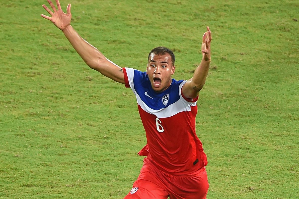 John Anthony Brooks scored the goal that beat Ghana for the USA at the World Cup. And he couldn't believe it.