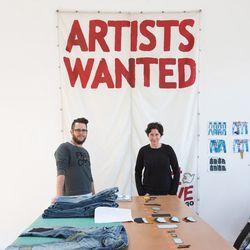 Garduno and FREECITY creative Adam Pogue.
