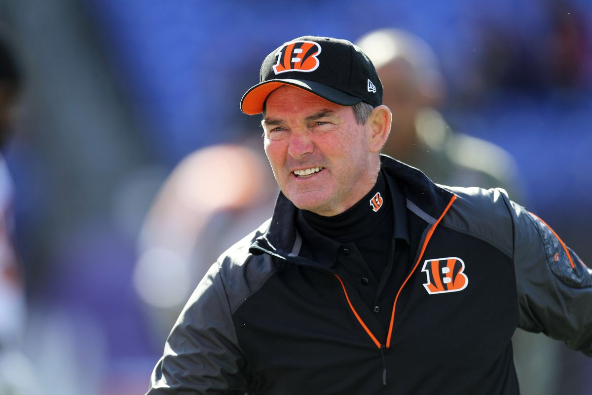 The Vikings have asked to interview Mike Zimmer, pictured, and Jay Gruden.