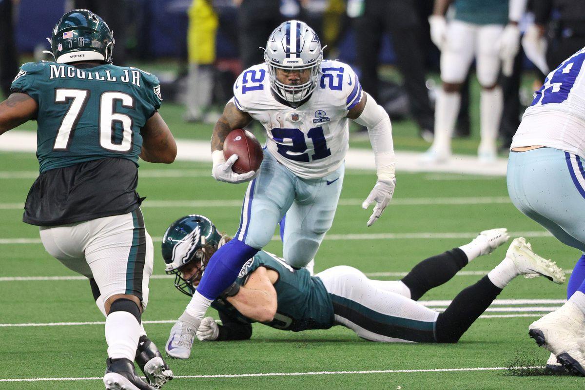 Philadelphia Eagles v Dallas Cowboys