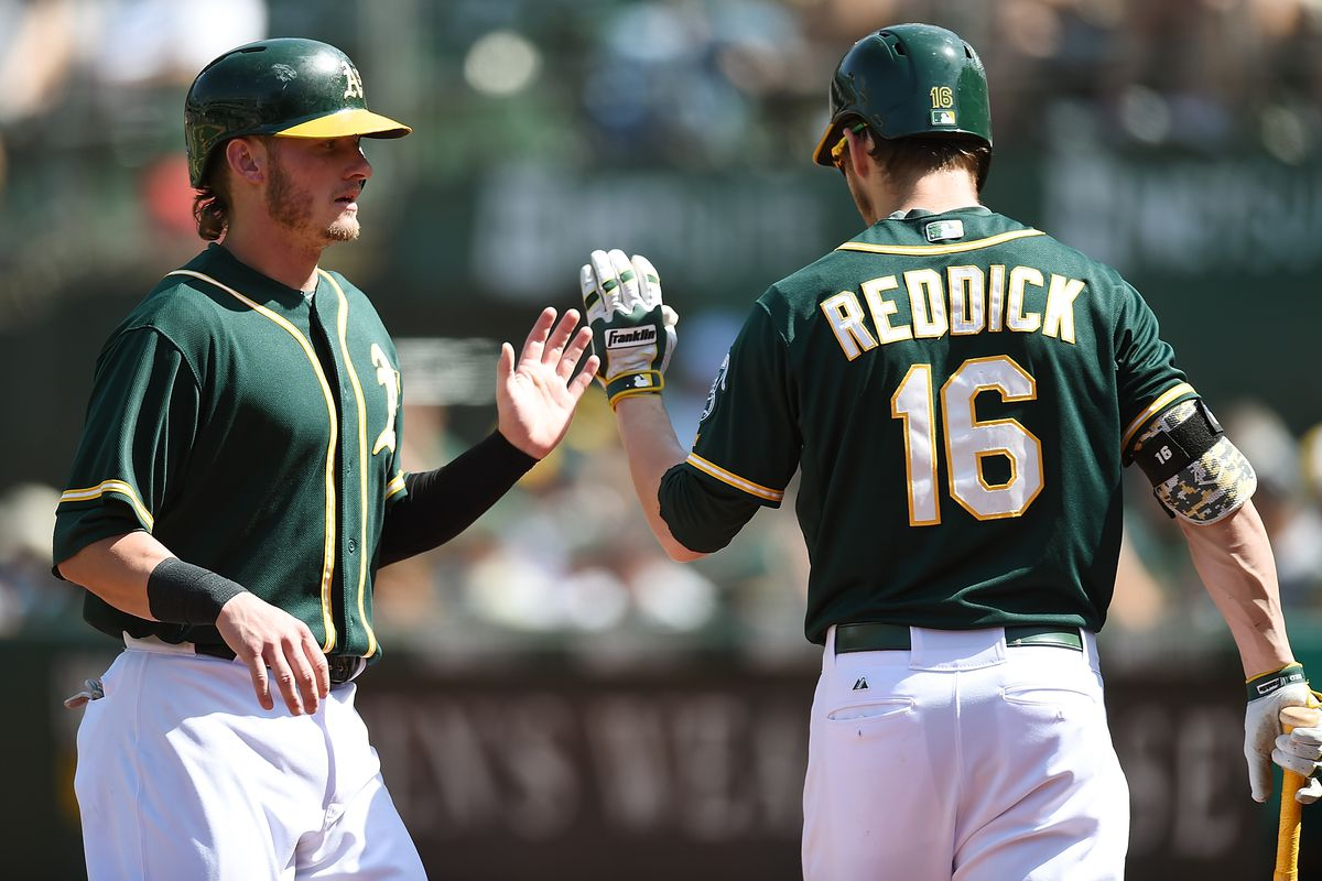Could Josh Reddick reunite with the Bringer of Rain in Toronto?