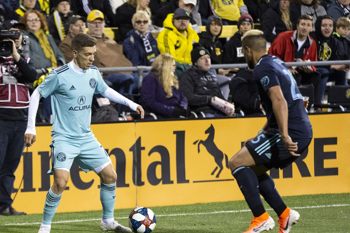 Columbus Crew experimenting offensively in an attempt to find goals