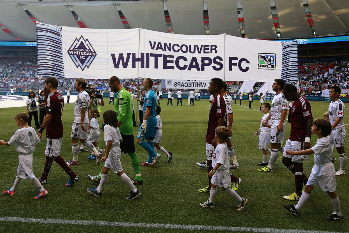 Colorado Rapids v Vancouver Whitecaps