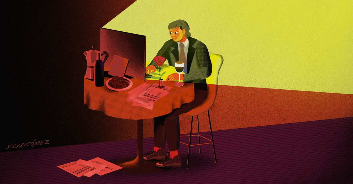The uneasy intimacy of work in a pandemic year