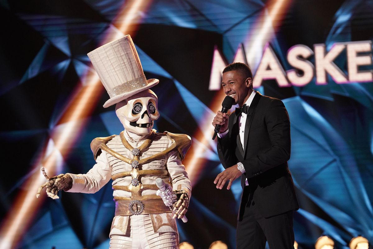 What Is The Masked Singer Fox s Super Bowl Postgame TV Show SBNation com