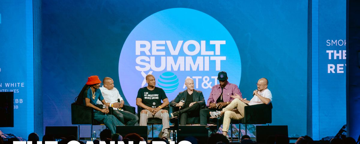 Smoke and Mirrors REVOLT Summit