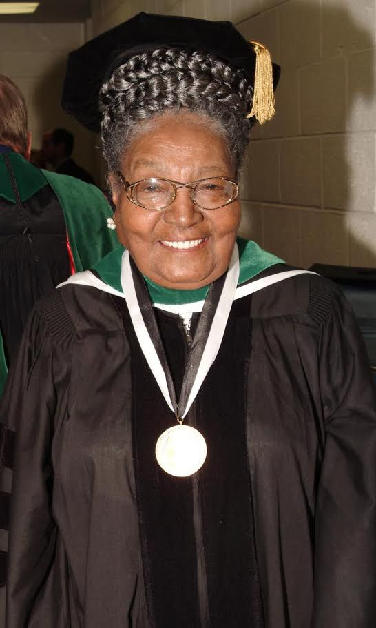 Dr. Agnes Lattimer was one of the first African-American women to graduate from the Chicago Medical School and the first African-American woman to be medical director at the old Cook County Hospital. | Provided photo