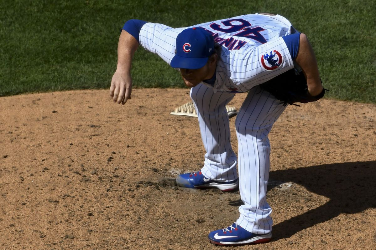 ''Last year, I pitched myself into the situation that I was in and did my best to pitch myself back [out],'' Cubs closer Craig Kimbrel said. ''I definitely had to put in some work physically and mentally to get back where I needed to be, and I was able to do that.''