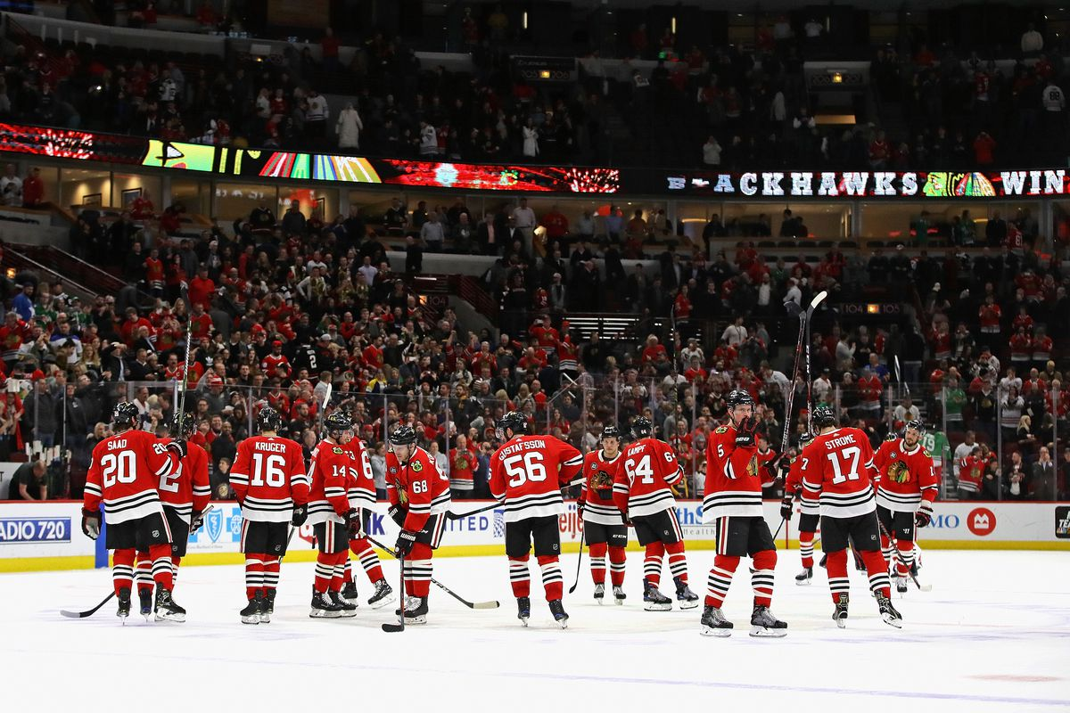 2019 NHL free agency: Chicago Blackhawks preview, signing tracker