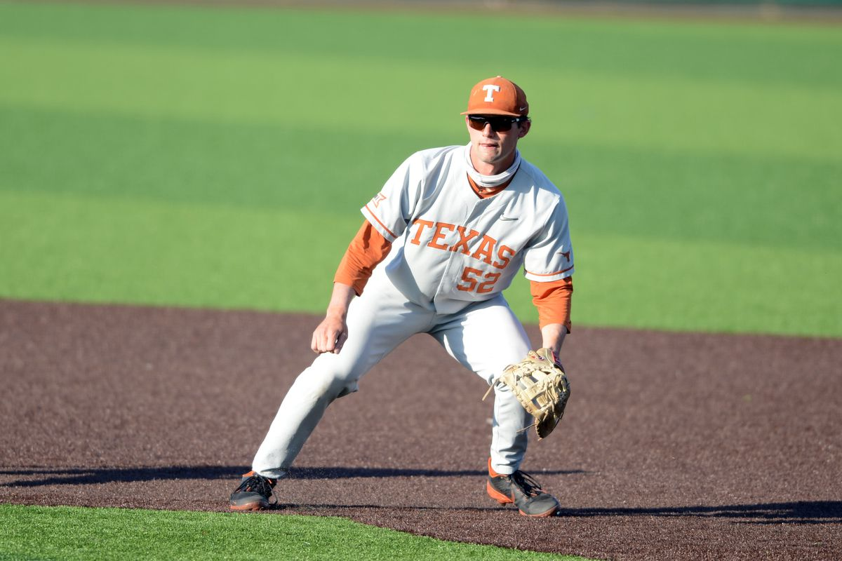 COLLEGE BASEBALL: APR 20 Texas at Texas State