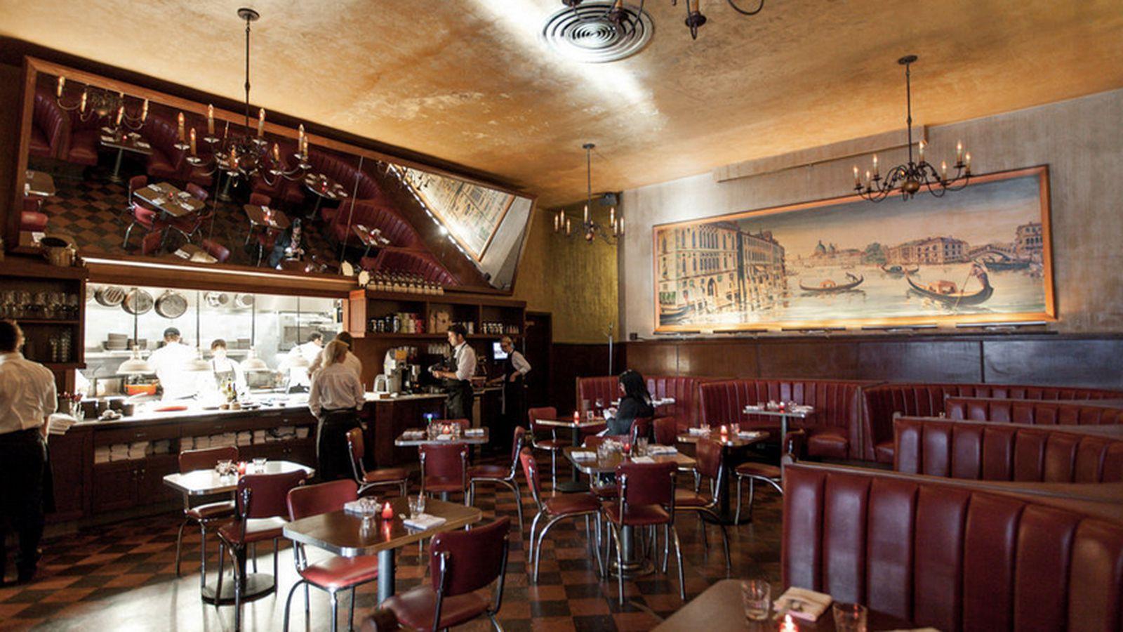 Tosca Cafe San Francisco