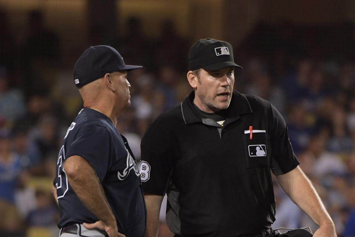 f5b9b0e6c4ca19 Brian Snitker just got ejected again...the Braves have only played three  games