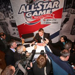 That time when they had NHL Youngstars at the 2009 NHL All-Star Game in Montreal