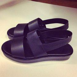 Women's sandals, $135