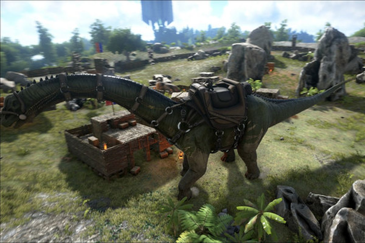 Ark: Survival Evolved's co-creator on its development