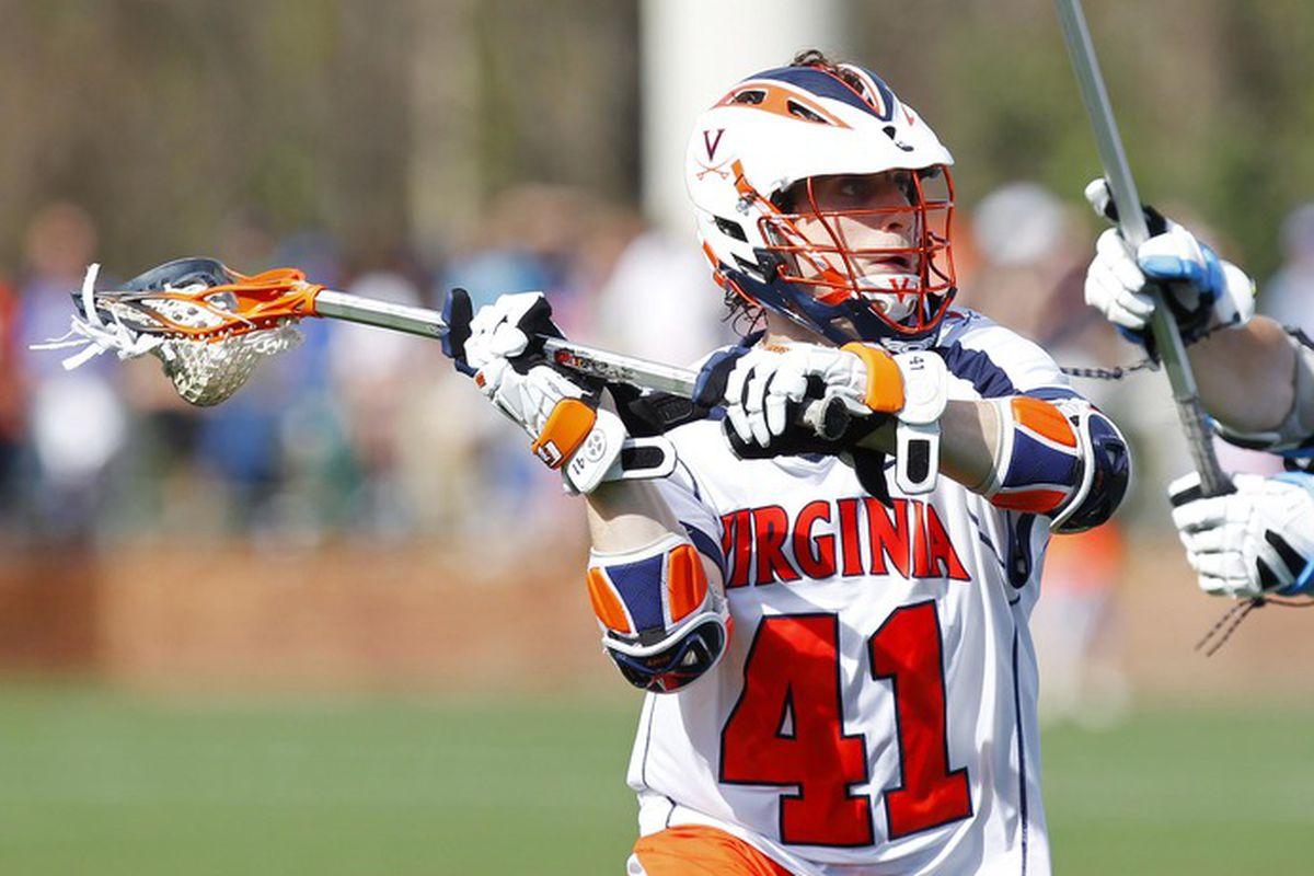 Virginia's Mark Cockerton