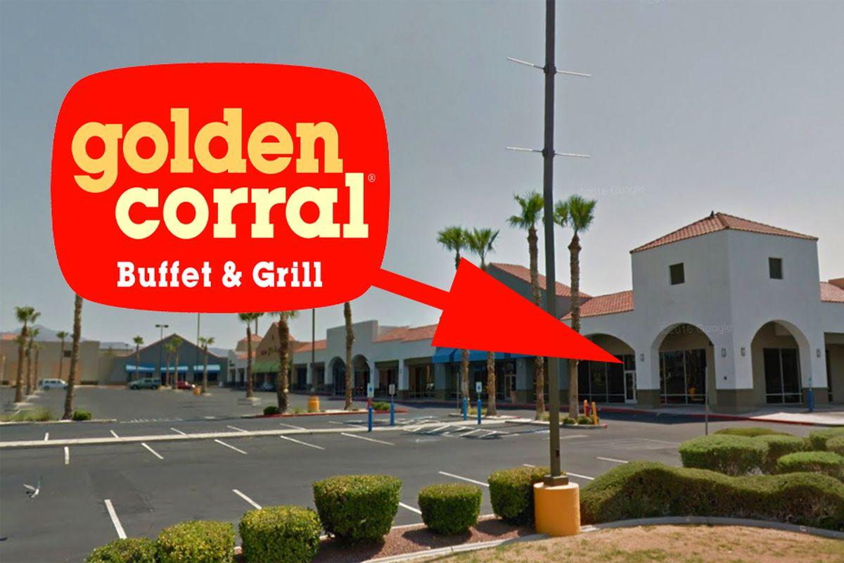 opening date set for the golden corral in henderson eater vegas
