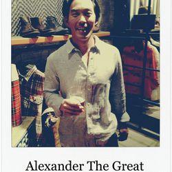 Frank Hwang, Global Brand Manager of Timberland