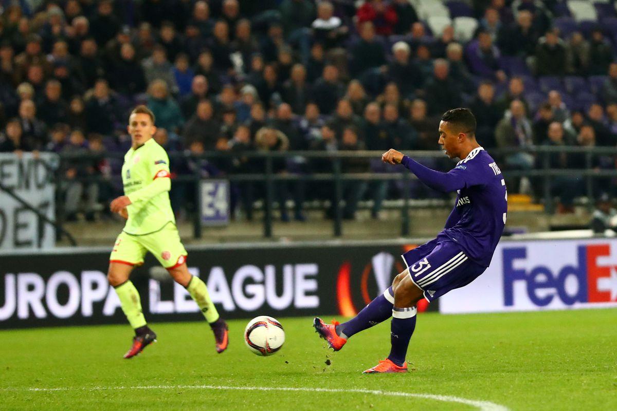 RSC Anderlecht v 1. FSV Mainz 05 - UEFA Europa League