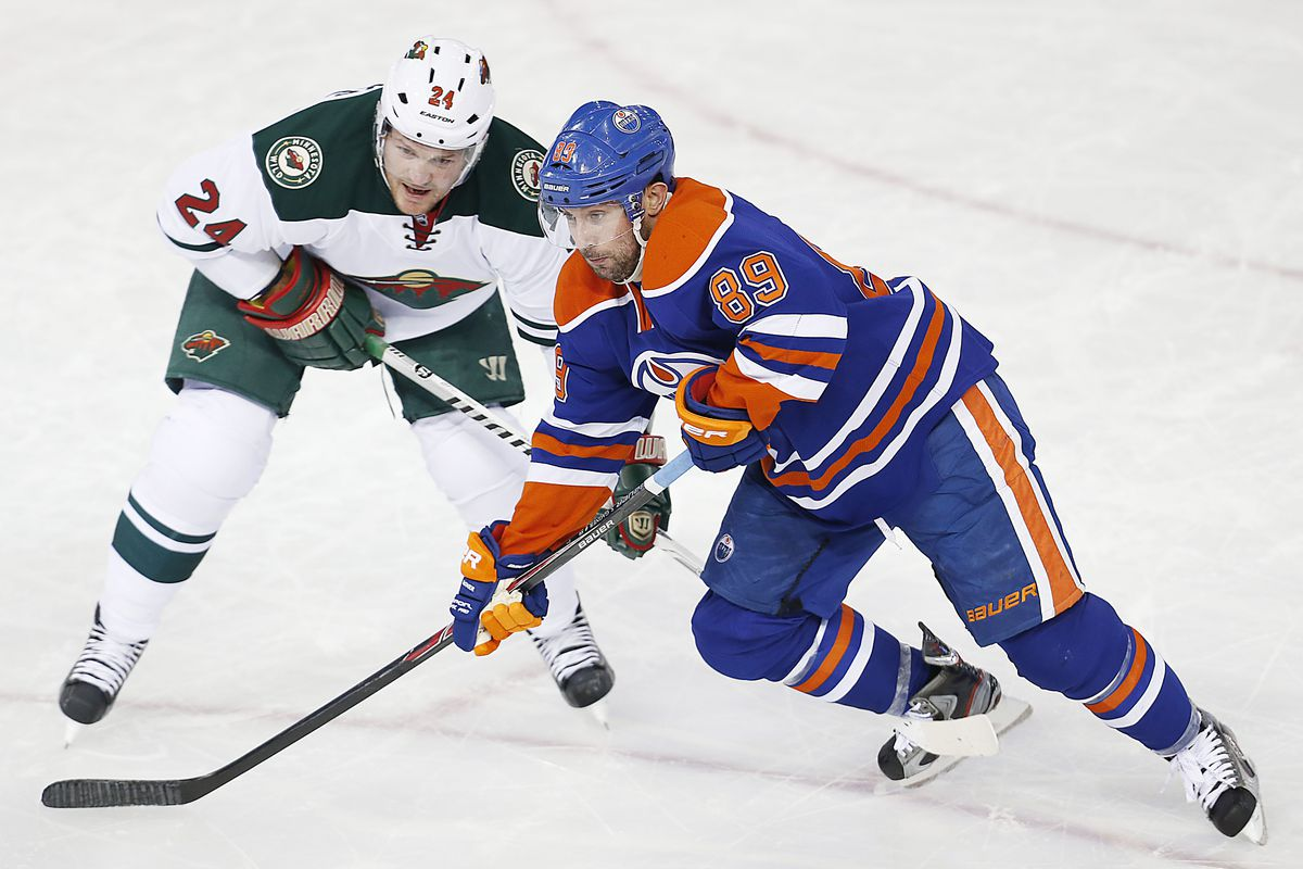 It wasn't that long ago when Sam Gagner was seen as an exciting young player in the league.