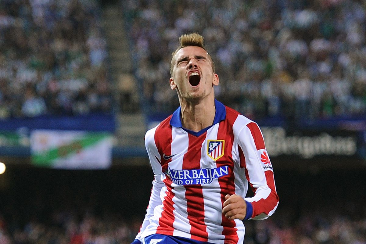 Antoine Griezmann on UEFA s shortlist for Best Player in Europe