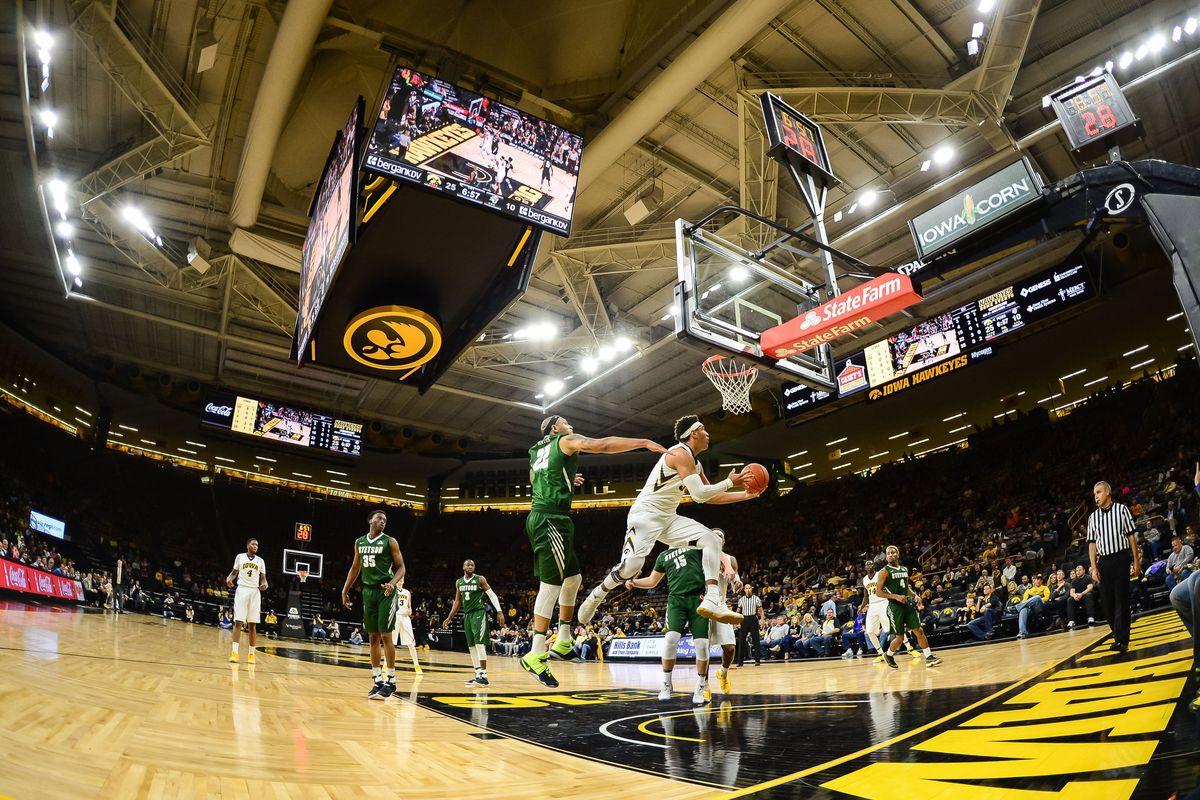 NCAA Basketball: Stetson at Iowa