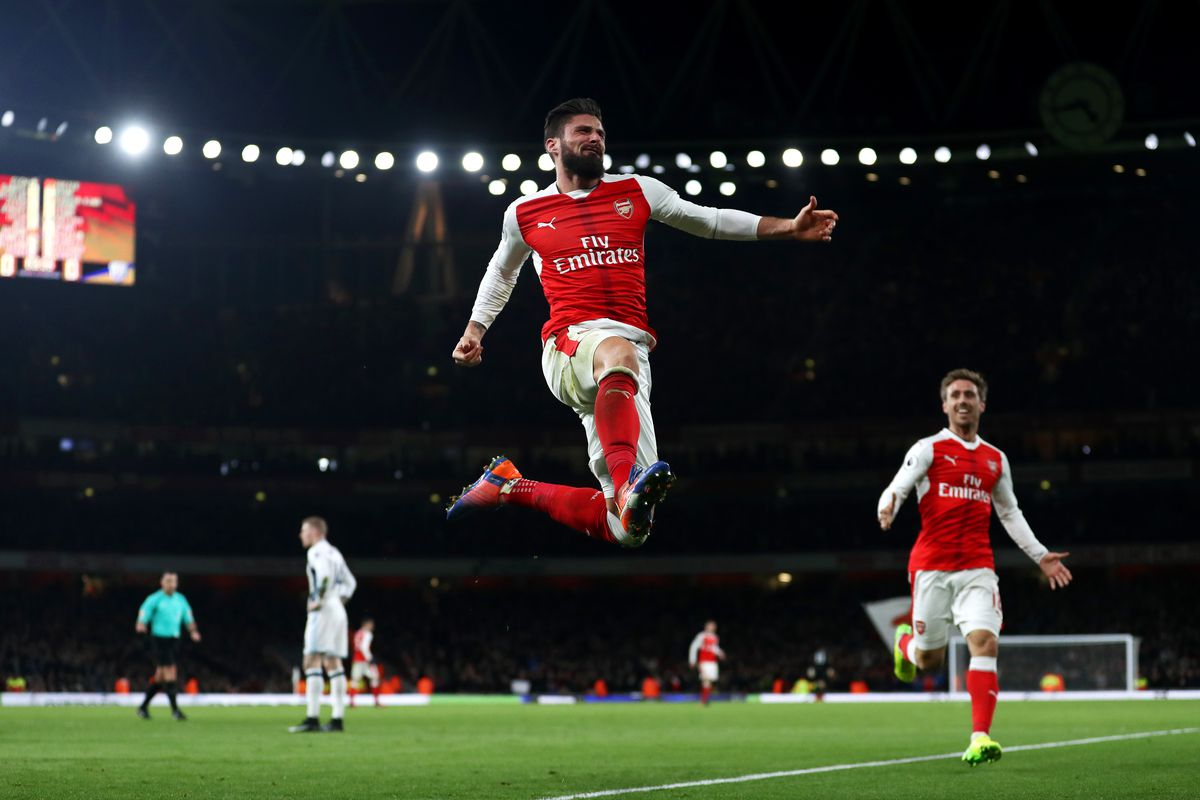 Arsenal 1 0 West Brom Premier League Match Report The Short Fuse