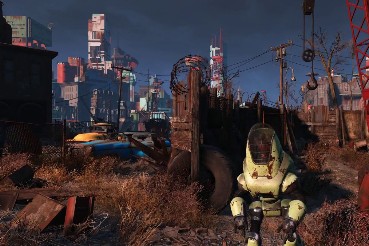 Fallout 4 on Xbox 360 or PS3? Nope  - Polygon