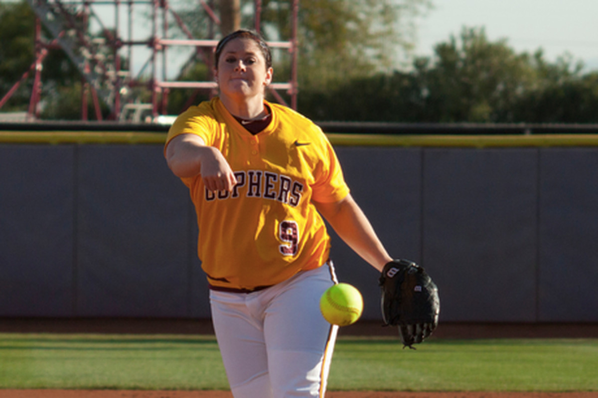Sara Moulton will try and lead the Gophers into the NCAA Super Regionals