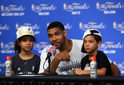 2014 NBA Finals - Game Five