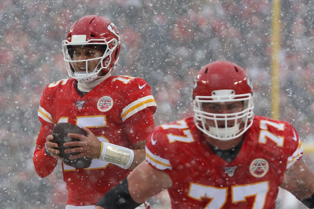 NFL: DEC 15 Broncos at Chiefs